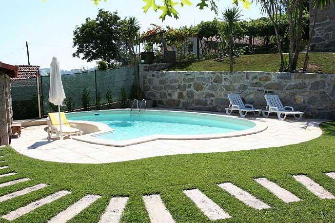 Come fare una piscina in giardino - Piscina in giardino ...