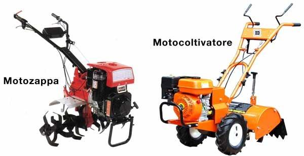 Motozappa e motocoltivatore: scelta e acquisto
